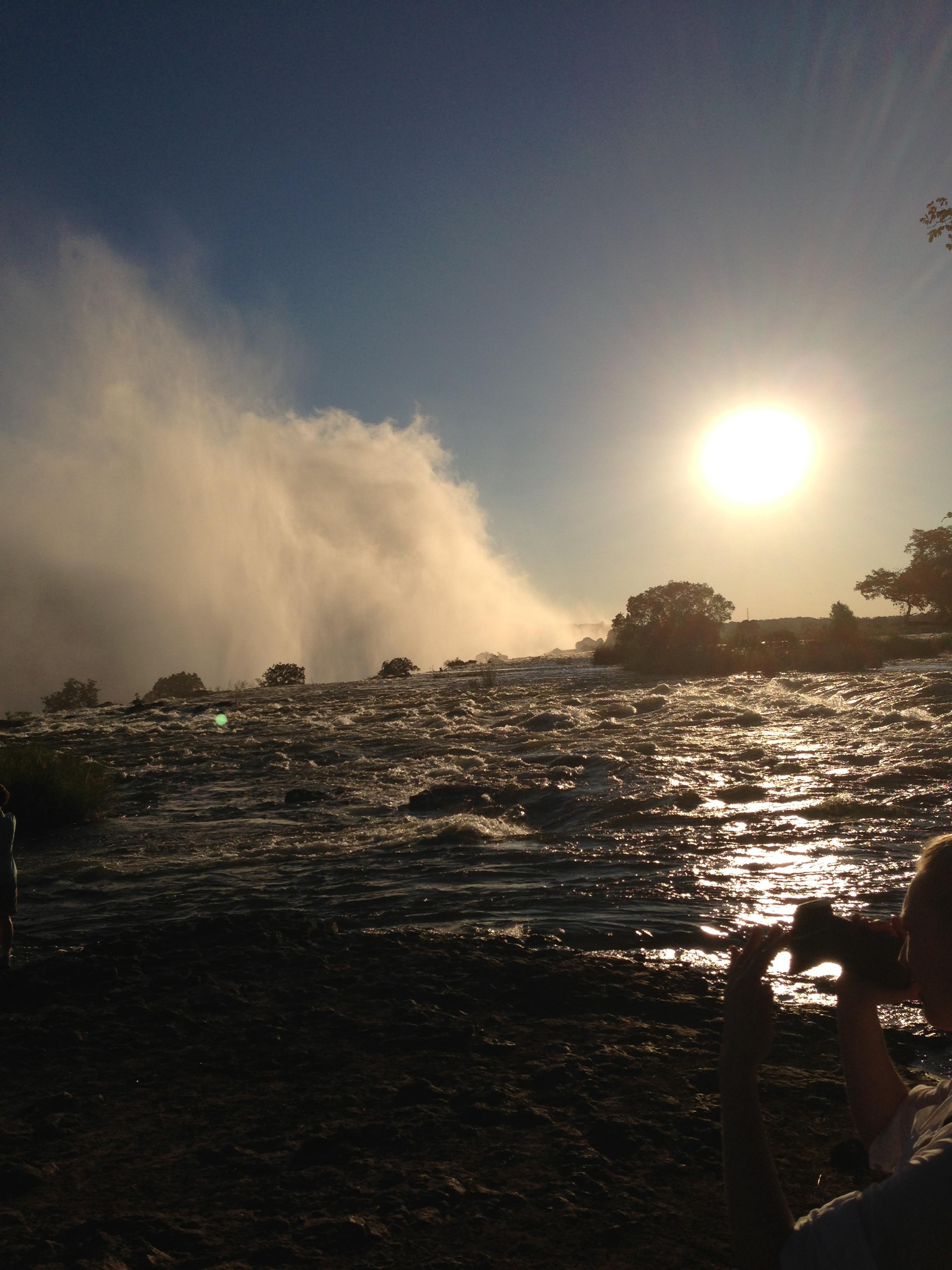 """Водопад виктория замбия это """"что то"""